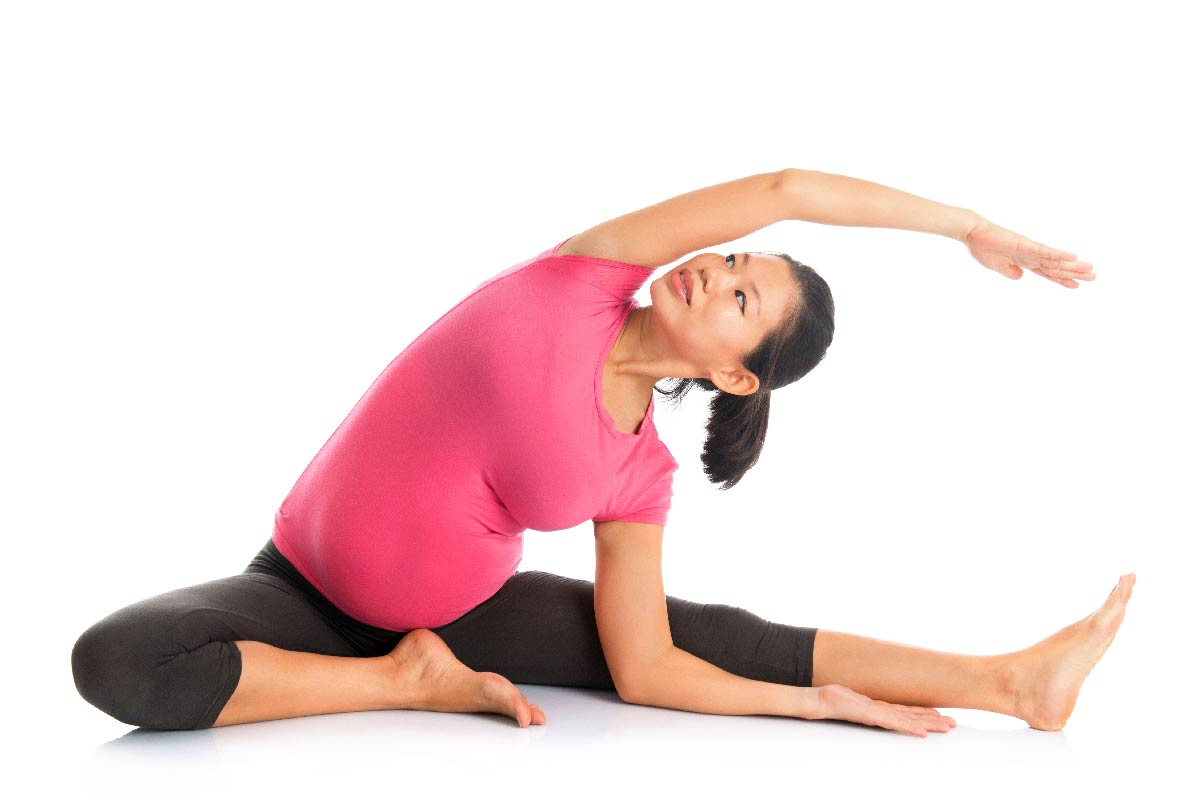 Pre and Post Natal Pilates Classes in Greenock